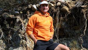 Bergsteiger Ueli Steck