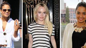 Jessica Alba, Lindsay Lohan, Ciara, Christina Milian, Bahar und Duffy