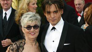 Als Teenie: Johnny Depp von seiner Mutter im Stich gelassen?