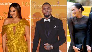 Domi Harrison auf demselben Carpet wie Beyoncé und Meghan!