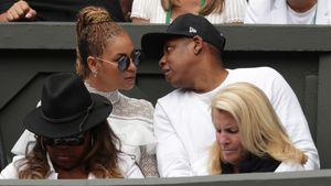 Beyoncé und Jay-Z bei den Championships in Wimbledon 2016
