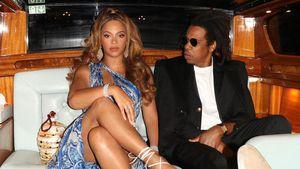 Wow! Beyoncé und Jay-Z strahlen auf Hochzeit in Venedig