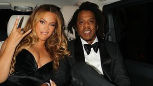 Aus London: Beyoncé teilt coole Pärchenfotos mit Mann Jay-Z