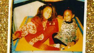 Foto-Erinnerung: Hier spielt Beyoncé mit Schwester Solange