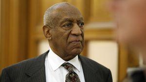 Bill Cosby nach einer Anhörung
