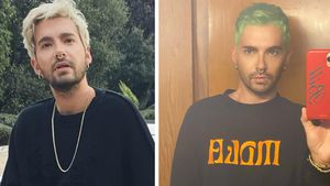 Bye, Blondie! Bill Kaulitz trägt seine Haare jetzt giftgrün