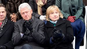 Hillary Clinton und Bill Clinton