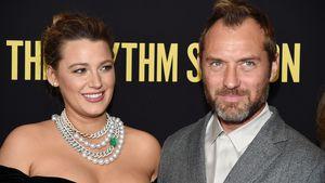 Nach Heimlich-Hochzeit: Jude Law feiert zweite Geheim-Party!
