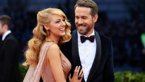 Blake Lively und Ryan Reynolds bei der MET-Gala in New York