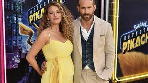 Während Geburt: Skurrile Songauswahl von Ryan Reynolds