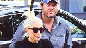 Blake Shelton und Gwen Stefani in Los Angeles