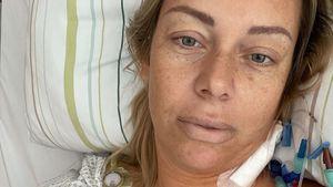 """Chemotherapie beginnt: Influencerin Julia Holz hat """"Schiss"""""""