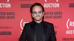 U2-Bono: Krankenhaus wegen Herzrasen!