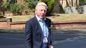Guck mal, Lilly! Boris Becker nimmt Ehe-Aus-Gerüchte locker