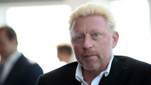 Boris Becker, Tennis-Legende