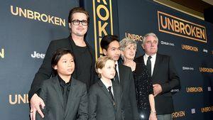 Trotz Scheidungskrieg: Brad Pitt feiert Weihnachten mit Kids