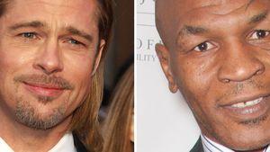 Oha! Mike Tyson erwischte Ex-Frau mit Brad Pitt