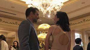 Heißer Flirt? Bradley Cooper mit Bond-Girl erwischt