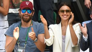 "Bradley Cooper und Irina Shayk beim ""Grand Slam""-Turnier in Wimbledon"