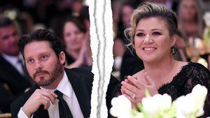 Nach sieben Jahren: Schock-Scheidung bei Kelly Clarkson!