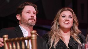 Kelly Clarkson und Brandon Blackstock teilen das Sorgerecht