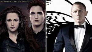 "Kino-Charts: ""Breaking Dawn 2"" schlägt James Bond"