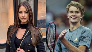 Sind GNTM-Brenda und Tennis-Star Alexander Zverev ein Paar?