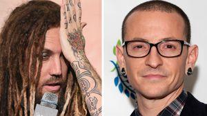 Nach Suizid: Korn-Gitarrist nennt Chester (†41) Feigling