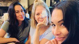 Nach Hirn-OP: Nikki Bella gibt Gesundheits-Update ihrer Mama