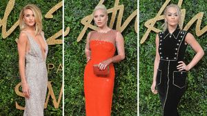 Mode-Adel: Rita Ora & Co. betören bei British Fashion Awards