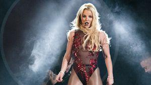 Während des Konzerts: Bühnen-Schock für Britney Spears!