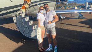 Ungewohnt! Britney Spears im Urlaub mit ihrem Partner Sam