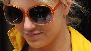 Britney Spears darf Kinder nur mit Aufsicht sehen