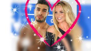 Endlich: Britney Spears spricht über Beziehung zu Model Sam!