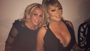 Fangirl-Moment: Britney Spears trifft auf Mariah Carey!