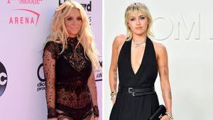 Auf Konzert: Britney Spears wird von Miley Cyrus supportet!