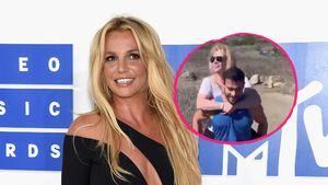 Nach vermeintlichem Hilferuf: Britney turtelt mit Lover Sam
