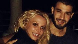 Britney Spears und Sam Asghari zusammen am Neujahrstag