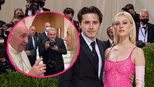 Wow! Brooklyn Beckham und seine Nicola hatten Papst-Audienz