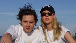 Brooklyn Beckham muss seine Frau trösten: Nicola leidet!