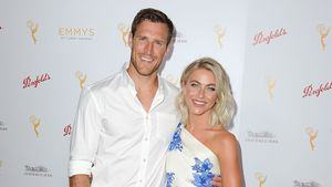 Julianne Hough und Brooks Laich