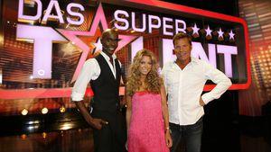 Supertalent: Gerührter Bruce buzzert Artistin ins Finale!
