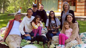 Party mit der Ex: Bruce Willis' Frau feiert mit Demi Moore