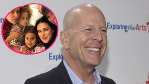 Seltenes Pic: Alle Töchter von Bruce Willis auf einem Bild!