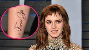 "Bei Oscars: Emma Watson mit fehlerhaftem ""Time's Up""-Tattoo!"