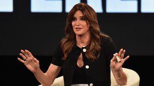 Caitlyn Jenner bei einer Konferenz