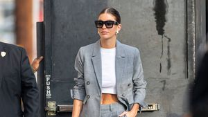 So heiß ist Leo DiCaprios Freundin Camila im Business-Look