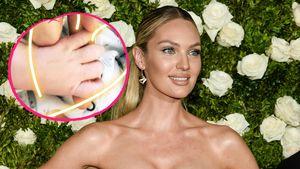 VS-Engel Candice Swanepoel: Das zweite Baby ist endlich da!
