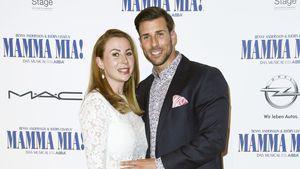 Caona zum zweiten Mal schwanger: Leonard Freier im Baby-Talk