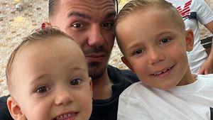 Seltene Einblicke: Capital Bra genießt Urlaub mit allen Kids